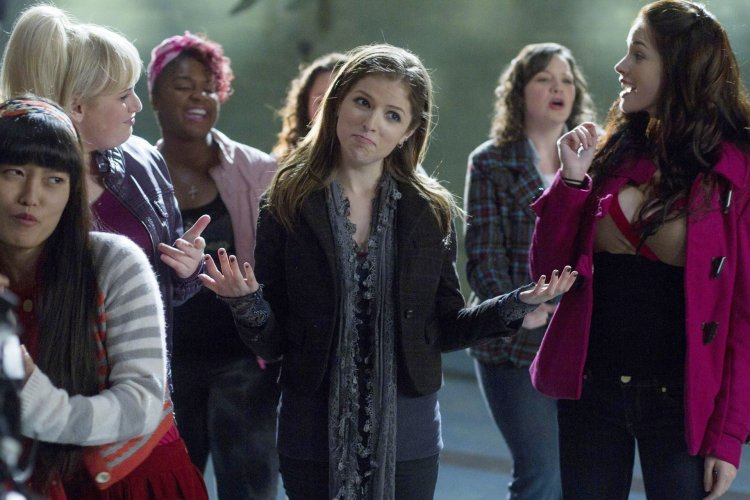 Aca-mazing! First look at 'Pitch Perfect 2'