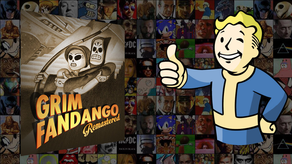 Reviews grim fandango