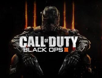 E esse Call of Duty Black Ops 3?