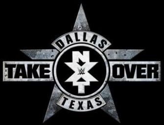 NXT TakeOver Dallas: YEAHOH!