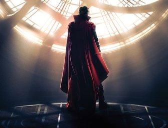 Assista ao novo trailer de Doutor Estranho