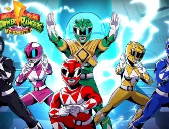 Mighty Morphin Power Rangers ganhará novo jogo para PS4, Xbox One e PC