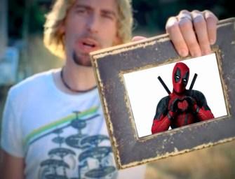 Wade Wilson está correto ao defender Nickelback no novo trailer de Era Uma Vez Deadpool