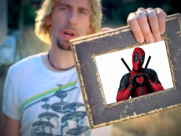 Deadpool Nickelback