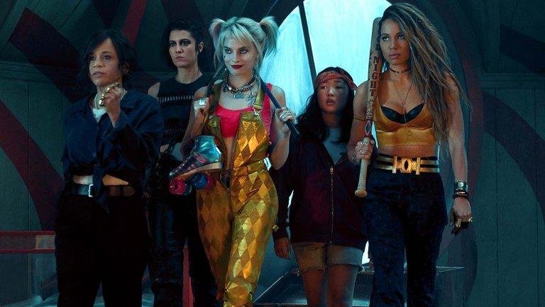 Harley Quinn e as Aves de Rapina