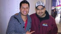 En Atenco, Texcoco Estado de México Con Antonio Cerda (Voz) de Conjunto Agua Azul