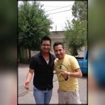 En Zacatecas Con Salvador (Chava) Belmontes (Voz y Animación) de Indikados de Zacatecas.