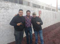 EN ECATEPEC ESTADO DE MÉXICO CON ELTON ARRELLANO (BATERIA) Y CHAVA BELMONTES DE INDIKADOS DE ZACATECAS