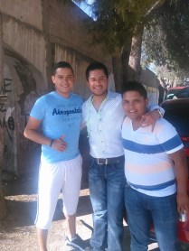 En Río Grande Con Luis (Acordeón) y Batería de Esencia Norteña
