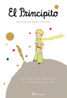 """Libros recomendados para niños de 10 años: """"El principito"""", de Antoine de Saint-Exupéry"""