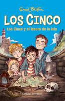 Libros recomendados para niños de 10 años: Los cinco y el tesoro de la isla.