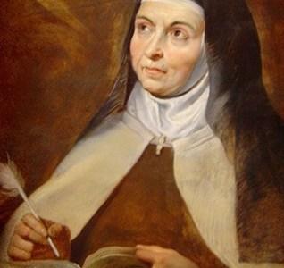 Santa Teresa de Jesús escritora