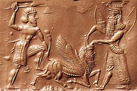 El cuento más antiguo: poema de Gilgamesh