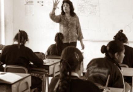 Día del maestro en Perú