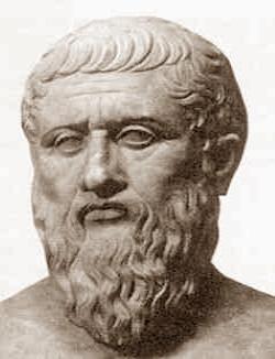 Mundo de las ideas - Platón - busto