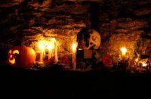 Origen de Halloween - ofrendas de Samhain