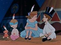 Cuento de Peter Pan - Wendy, Michael y John