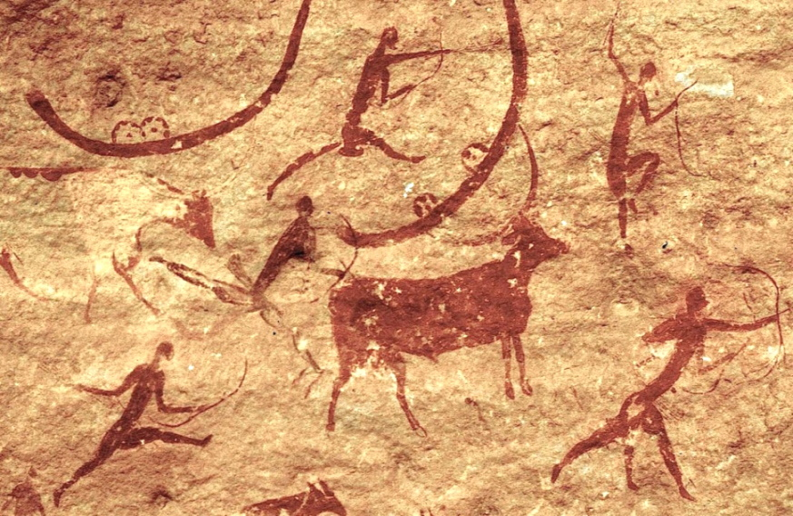 Historia de la lengua escrita - pinturas rupestres