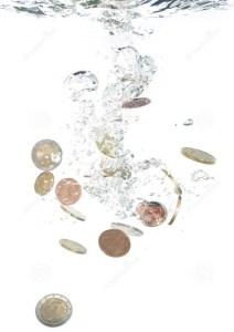 Cuento para reflexionar - monedas cayendo al agua