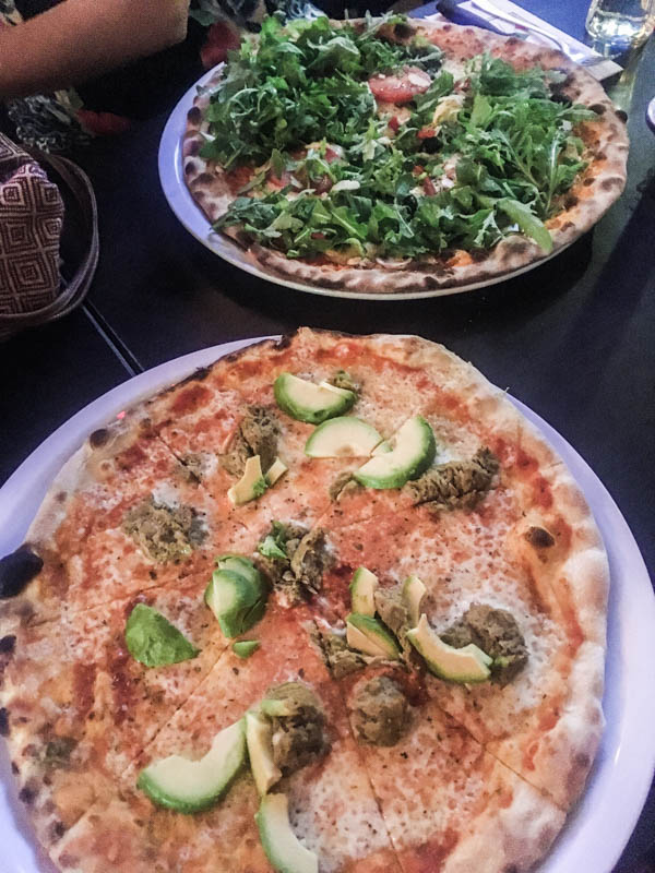 Die beste Pizza in Hamburg. Luigi's im Portugiesenviertel