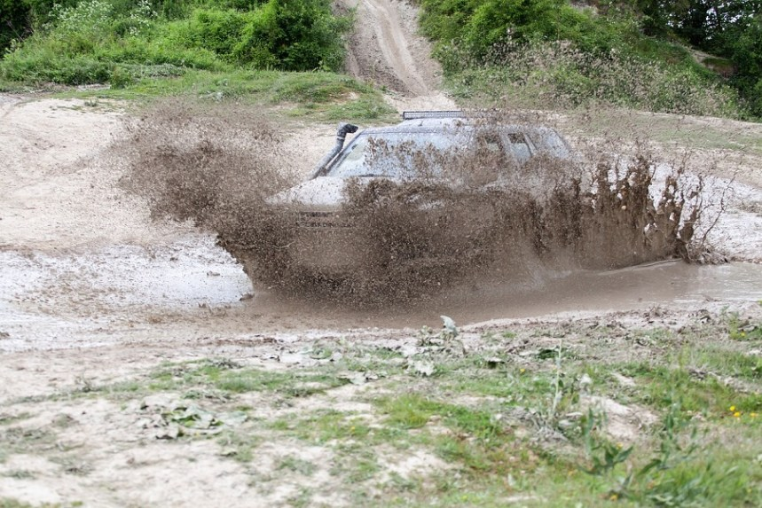 Top 10 extreme off-road