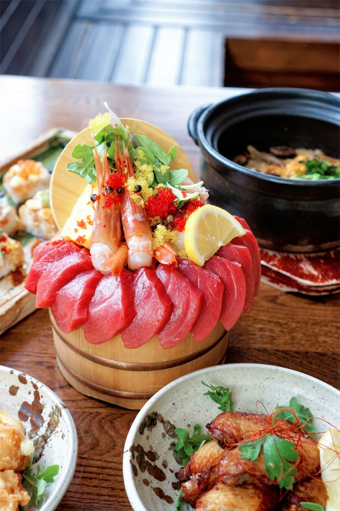 raisu izakaya on west 4th offers stunning seafood