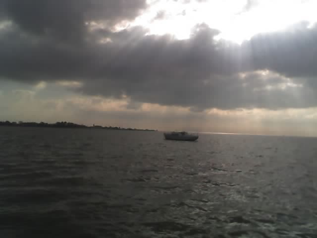 Galveston Bay 10-11-08