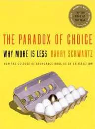 Paradoxofchoice