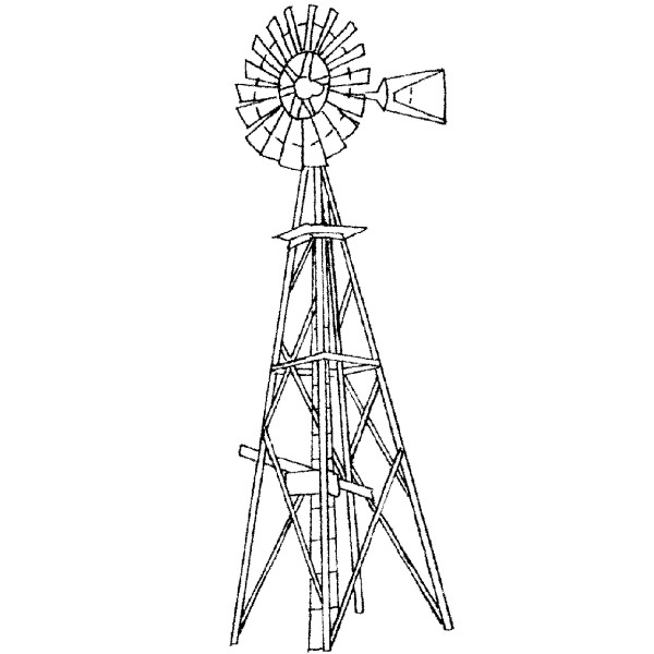 Cool Diy windmill for home ~ George Mayda