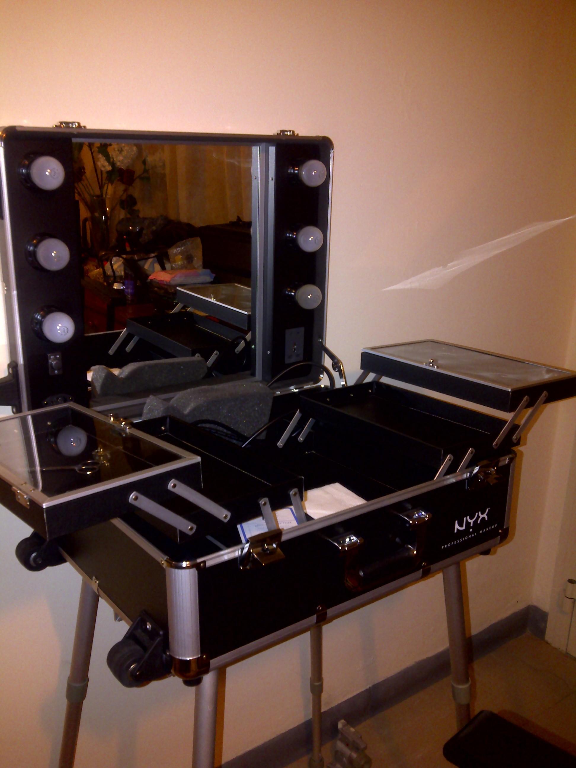 professional makeup chair uk swing pod nyx vidalondon