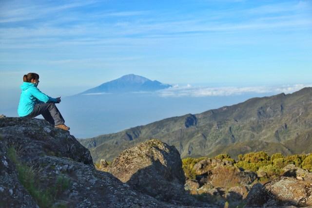 Breakfast at Kilimanjaro