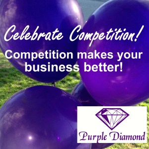 Competition makes your business better!