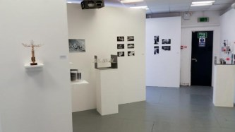 "Leeds College of Art (Vernon Street site) End Of Year Show ""Made Here."""