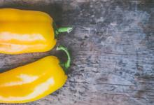 Photo of When to Pick Banana Peppers