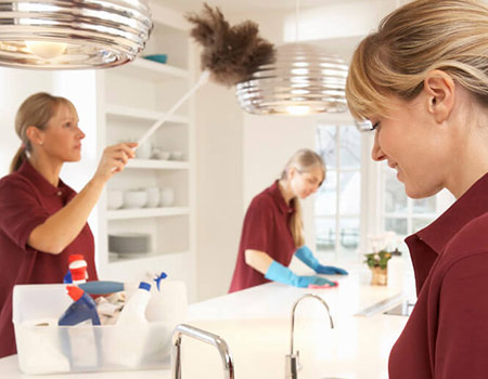 Client Frustration with Independent Cleaners