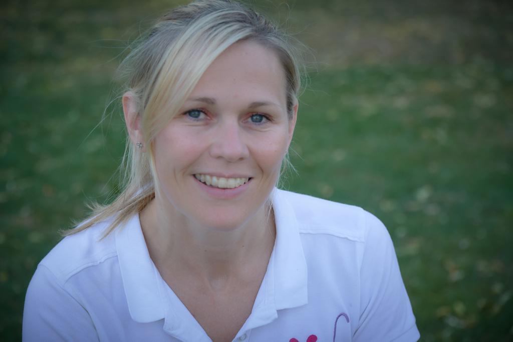 Lynne Snook, owner of Purple Freesia