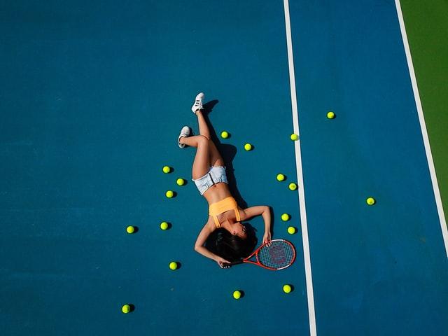 Tennis balls and sciatica