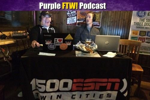 Minnesota Vikings-Chicago Bears - Blue Door Pub