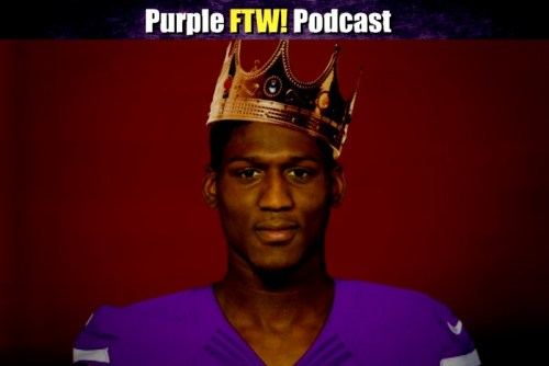 Purple FTW! - It's Time to Pay Xavier Rhodes (ep. 367) - Minnesota Vikings - 1500 ESPN