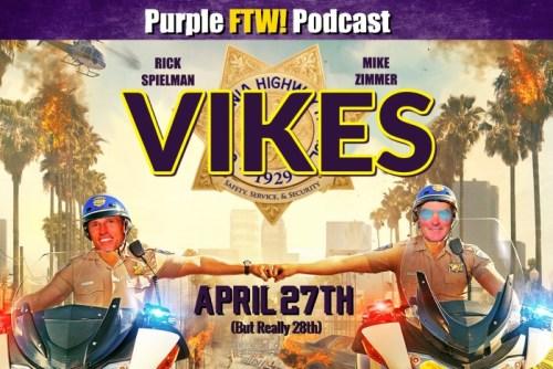 Purple FTW! Podcast: Vikings NFL Draft Derby with Matt Waldman, Eric Eager, and JReidDraftScout (ep. 369) - Minnesota Vikings - 1500 ESPN