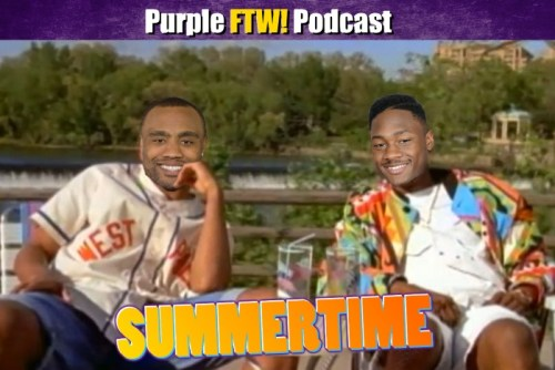 Purple FTW! Podcast: Vikings Summer, Summer, Summertime (ep. 378) | 1500 ESPN