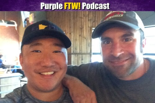 Purple FTW! Podcast: Wha Wha What's Your Fan-ta-ta-sy with Anthony Maggio (ep. 405)
