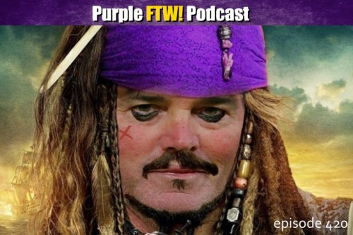 Purple FTW! Podcast: Vikings-Buccaneers Preview feat. Jenna Laine & Joe Duffy (ep. 420)