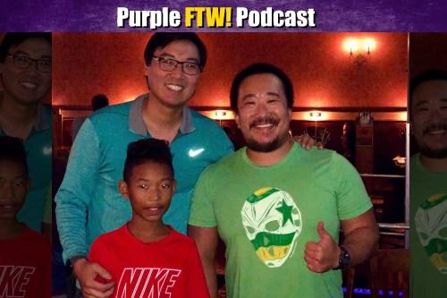 Purple FTW! Podcast: The Vikings School Rules feat. Sean Jensen (ep. 457)