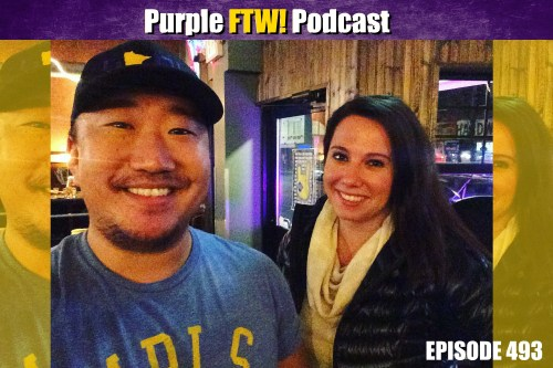 Purple FTW! Podcast: Saint That Some Ish feat. Courtney Cronin (ep. 493)