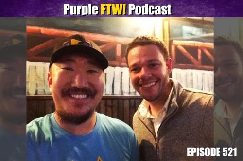 Purple FTW! Podcast: Wide Open feat. Myles Gorham (ep. 521)