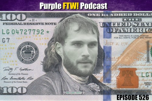 Purple FTW! Podcast: Vikings Free Agency Madness - Vol. 3 feat. Joel Corry (ep. 526)