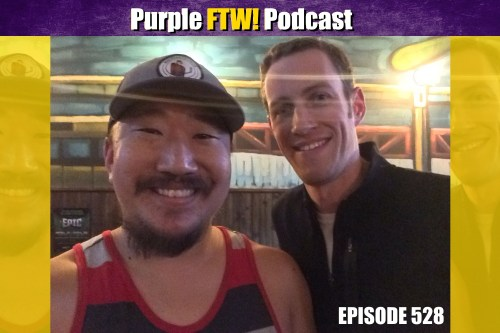 Purple FTW! Podcast: $84 Million Doll Hairs feat. Sam Ekstrom (ep. 528)