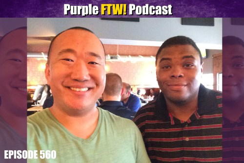 How Sports Betting Affects the Game feat. Alex B. Smith - Purple FTW! Podcast (ep. 560)