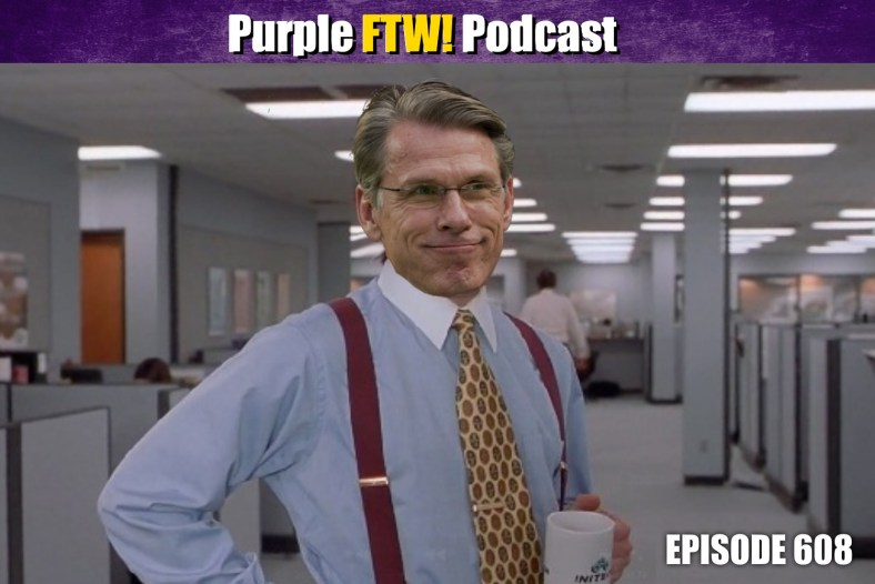 Purple FTW! Podcast: Vikings 53-Man Roster Projection (ep. 608)